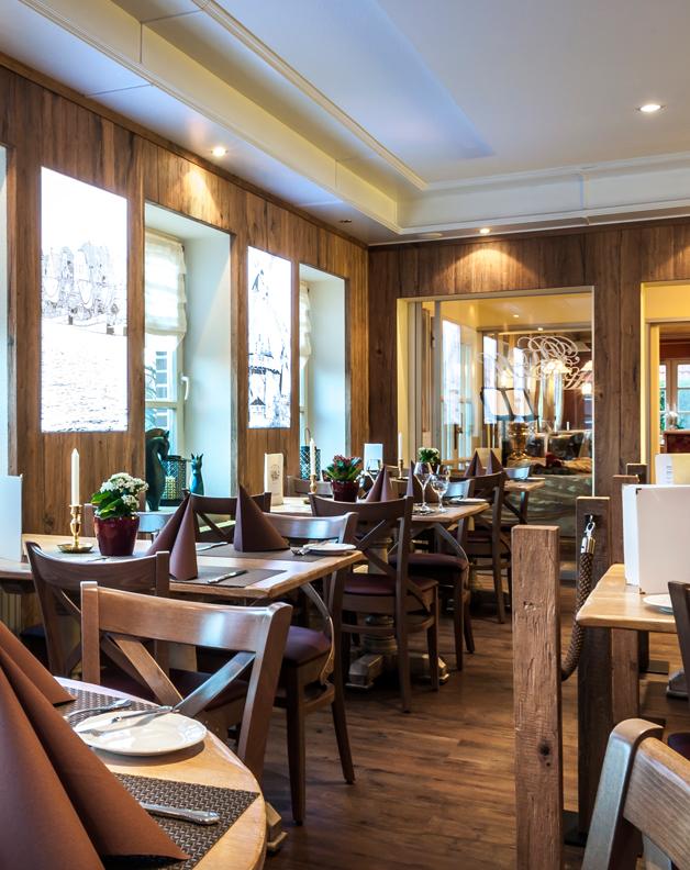 Romantik-Hof DINING